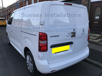 Citroen - Dispatch - Dispatch (2017 On) (null/nul) - Sussex Installations CIT9-EMOD - CITROEN DISPATCH - Online Shop & Worldwide Delivery - Sussex - London & The South East