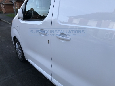 Peugeot - Expert  - Expert - (2017 - on) - Sussex Installations T SERIES DEADLOCKS - PEUGEOT  - Online Shop & Worldwide Delivery - Sussex - London & The South East