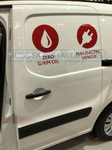 Citroen Berlingo 2017 - Miscellaneous - Online Shop & Worldwide Delivery - Sussex - London & The South East