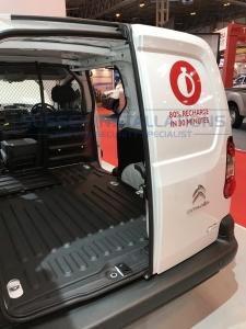 Citroen Berlingo 2017 - Commercial Vehicle Show - New 2017 Van Models - Online Shop & Worldwide Delivery - Sussex - London & The South East