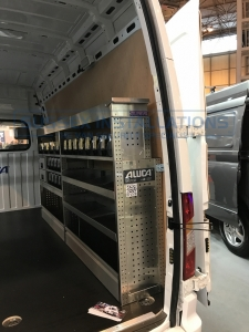 LDV V80 2017 Long Wheel Base High Roof - Commercial Vehicle Show - New 2017 Van Models - Online Shop & Worldwide Delivery - Sussex - London & The South East