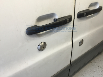 Mercedes Vito 2003 - Cab and Load Area Slamlocks - Online Shop & Worldwide Delivery - Sussex - London & The South East