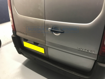 Peugeot - Expert  - Expert - (2007 - 2016) - Armaplate SENTINEL - PEUGEOT EXPERT - Online Shop & Worldwide Delivery - Sussex - London & The South East