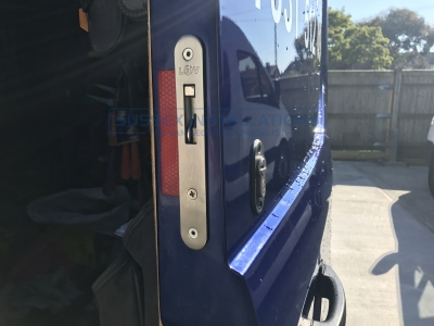 Ford - Transit - Transit MK8 (2014 - On) (10/2015) - Sussex Installations T SERIES DEADLOCKS - FORD - Online Shop & Worldwide Delivery - Sussex - London & The South East