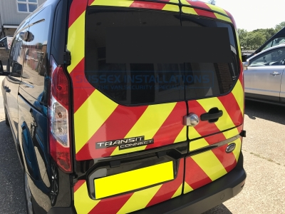 Ford - Transit Connect - Connect (2014 - 2018) (null/201) - Sussex Installations FOR5-HDGP-1S-RB-S - Online Shop & Worldwide Delivery - Sussex - London & The South East