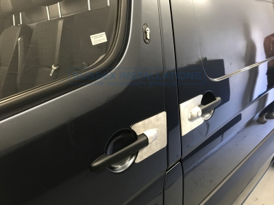 Mercedes - Sprinter - Sprinter (2014 - 2018) W906 Facelift - Armaplate SENTINEL - MERCEDES SPRINTER - Online Shop & Worldwide Delivery - Sussex - London & The South East