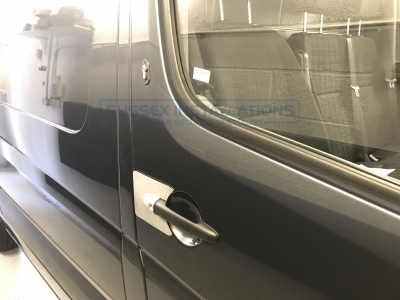 Mercedes - Sprinter - Sprinter (2014 - 2018) W906 Facelift (10/2017) - Armaplate SENTINEL - MERCEDES SPRINTER - Online Shop & Worldwide Delivery - Sussex - London & The South East
