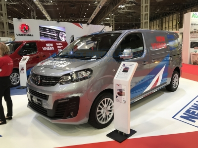 New 2019 Vauxhall Vivaro Preview from the Commercial Vehicle - Online Shop & Worldwide Delivery - Sussex - London & The South East
