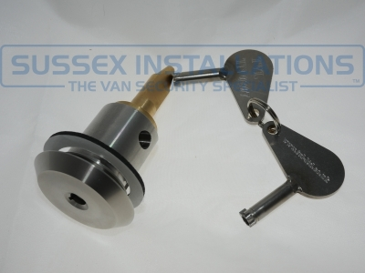 Ford Transit Replacement Lock - Product pictures - Online Shop & Worldwide Delivery - Sussex - London & The South East