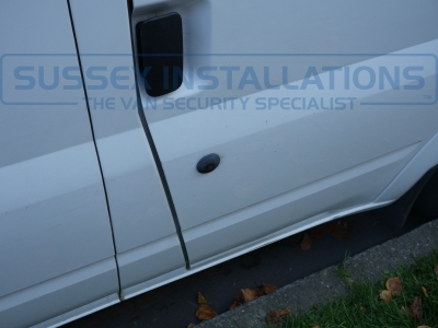 Ford - Transit - Transit MK7 (07-2014) (10/2009) - Ford Transit 2009 - Tibbe Replacement Lock & Armaplate - Online Shop & Worldwide Delivery - Sussex - London & The South East