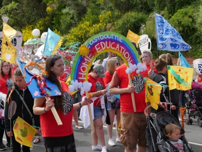 Eastbourne Carnival 2017 - Our Community - Our World - Online Shop & Worldwide Delivery - Sussex - London & The South East
