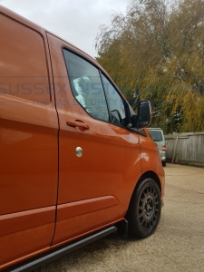 Ford - Transit - Custom - (2018 On) - Security Packages - Online Shop & Worldwide Delivery - Sussex - London & The South East