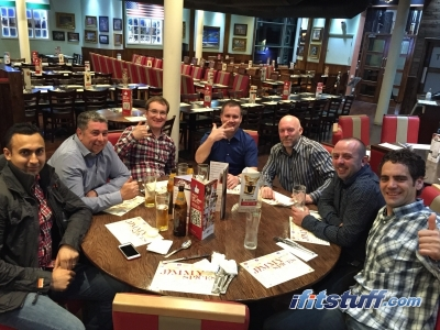 ifitstuff Engineers Meeting - CV Show Networking and Social - United Kingdom & United States - International