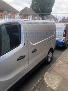 Vauxhall - Vivaro - Vivaro (2014 - 2019) - Sussex Installations T SERIES DEADLOCKS - VAUXHALL - Online Shop & Worldwide Delivery - Sussex - London & The South East