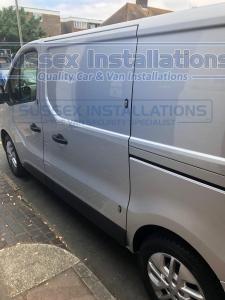 Vauxhall - Vivaro - Vivaro (2014 - 2019) - Sussex Installations T SERIES DEADLOCKS - VAUXHALL - Online Shop & Worldwide Delivery - Sussex - London & The South East