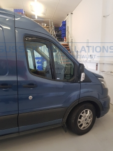 Ford - Transit - Transit MK8 (2014 - On) - Sussex Installations T SERIES DEADLOCKS - FORD - Online Shop & Worldwide Delivery - Sussex - London & The South East