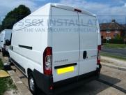 Peugeot - Boxer - Boxer - (2006 - 2011) - Locks 4 Vans T SERIES VAN SLAMLOCKS - Eastbourne - Sussex