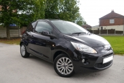 Ford - KA - Vehicle CCTV - MANCHESTER - GREATER MANCHESTER