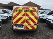 Ford - Transit - Transit - (2014 - On) (03/2016) - 2016 Ford Transit Highways Maintenance Chapter 8 Markings - MANCHESTER - GREATER MANCHESTER