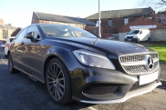 Mercedes - CLS-Class - Safety Witness Cameras - MANCHESTER - GREATER MANCHESTER