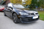 VW - Golf - Trackers - MANCHESTER - GREATER MANCHESTER