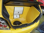 Kevins MG ZR - Bloomz Boot Installation - Bovinger - ESSEX