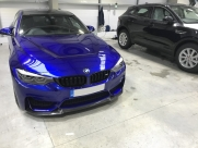 BMW - 4 Series - 4 series - (F32/33/36/82/83 2014On) (null/201) - 2019 BMW M4 CS - RAC Trackstar S5 Tracking System - MANCHESTER - GREATER MANCHESTER