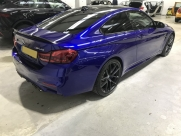 BMW - 4 Series - 4 series - (F32/33/36/82/83 2014On) - Trafficmaster S5 Tracking System  - MANCHESTER - GREATER MANCHESTER