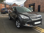 2015 Ford Kuga Front & Rear Colour Coded Parking Aid Sensors - MANCHESTER - GREATER MANCHESTER