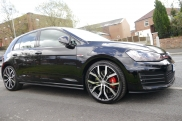 VW - Golf - Golf Mk7 (A7, 2013-present) - Trackers - MANCHESTER - GREATER MANCHESTER