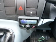 Ford - Transit - Transit - (07-2014) - Mobile Phone Handsfree - LUTTERWORTH - LEICESTERSHIRE