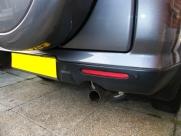 Honda - CRV - CRV 3 (2006 - Present) - Parking Sensors - LUTTERWORTH - LEICESTERSHIRE