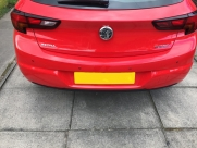 Vauxhall - Astra/Astravan - Astra J - (2010 on) - Parking Sensors - MANCHESTER - GREATER MANCHESTER