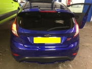 Ford - Fiesta - MK7 (2008 - 2018) - Miscellaneous - MANCHESTER - GREATER MANCHESTER