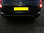 Hyundai - Matrix (05/2007) - Hyundai Matrix 2007 Rear Parking Sensors - St. Helier - Jersey