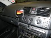 Skoda - Fabia - Fabia - (2007 - On) (01/2014) - Skoda Fabia Parrot MKI9200 Bluetooth Handsfree with music - CHATHAM - KENT