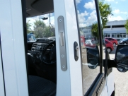 Ford - Transit - Transit MK7 (07-2014) (05/2008) - Ford Transit 2008 Cab and Load Area Deadlocks - HALIFAX - WEST YORKSHIRE