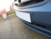 Mercedes - Vito / Viano - Vito/Viano (2004 - 2015) W639 (03/2012) - Mercedes Vito ParkSafe Front Parking Sensors - bluetooth - carphone services