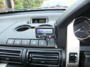 Land Rover - Freelander - Freelander facelift 04-07 (01/2007) - Parrot CK3100 - bluetooth - carphone services
