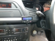 Citroen C5 2009 Parrot Ck3100 Bluetooth Handsfree Kit - Parrot CK3100 - EDINBURGH - LOTHIAN