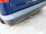 Ford - Transit Connect (11/2004) - Ford Connect 2004 Rear Parking Sensors in Black - Huntingdon - Cambridgeshire