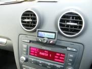 Audi - A3 - A3 -  (8P/8PA, 2003 - 2011) (11/2007) - Audi A3 2007 Parrot Ck3100 Bluetooth Handsfree Carkit - CARLISLE - CUMBRIA