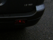 Hyundai - Matrix (05/2007) - Hyundai Matrix 2007 Rear Parking Sensors - CARLISLE - CUMBRIA