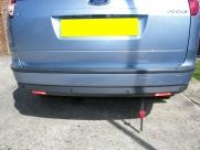 Ford Focus Estate 2006 Rear Parking Sensors - Steelmate PTS400EX - Chudleigh - Devon