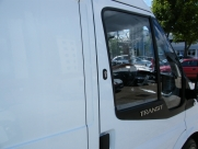 Ford - Transit - Transit MK7 (07-2014) (05/2008) - Ford Transit 2008 Cab and Load Area Deadlocks - SLOUGH - BERKSHIRE
