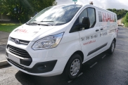 Ford - Transit - Transit - (2014 - On) (03/2016) - 2016 Ford Transit Sign Writing, Autowatch Alarm, Slam Locks - MANCHESTER - GREATER MANCHESTER