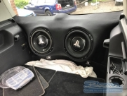 Volkswagen - Bloomz Boot Installation - Bovinger - ESSEX