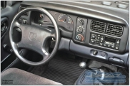 Library picture of the standard dash - Dodge - Ram (05/2002) - Dodge Dakota Head Unit Fitting - Bovinger - ESSEX