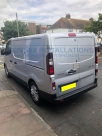 Renault - Trafic - Trafic (2014 - ON) - Sussex Installations VAU5-EXTERNAL-INTERNAL-SHIELD -   - Sussex - London & The South East