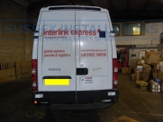 Iveco - Daily - Slamlocks - Eastbourne - Sussex